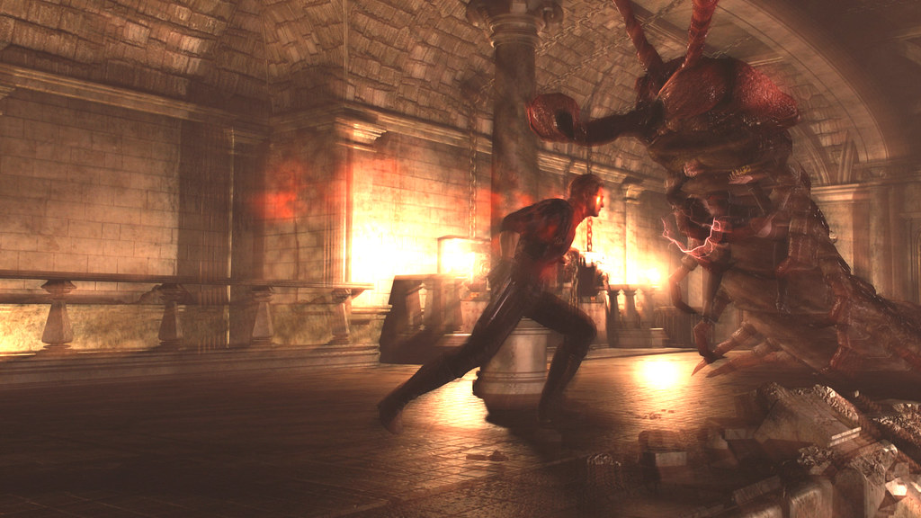 Resident Evil 0 on PS4, PS3