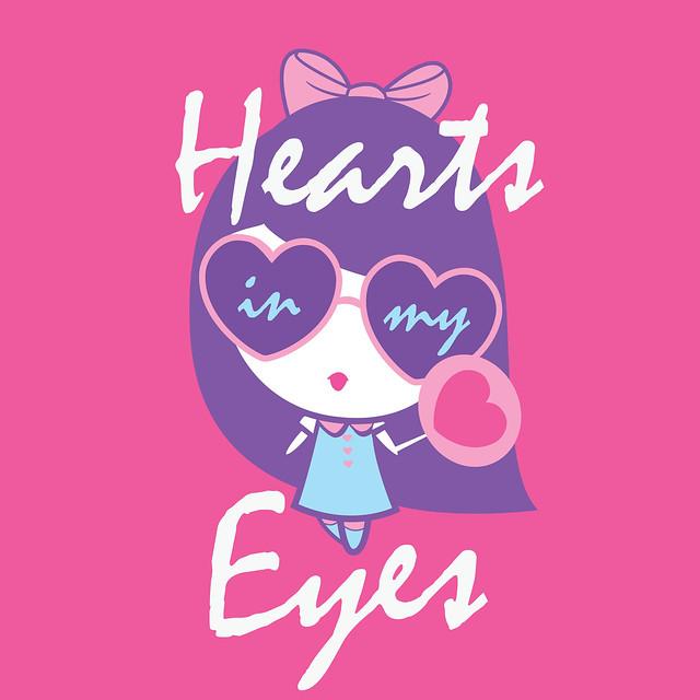 Hearts In My Eyes Lolligag