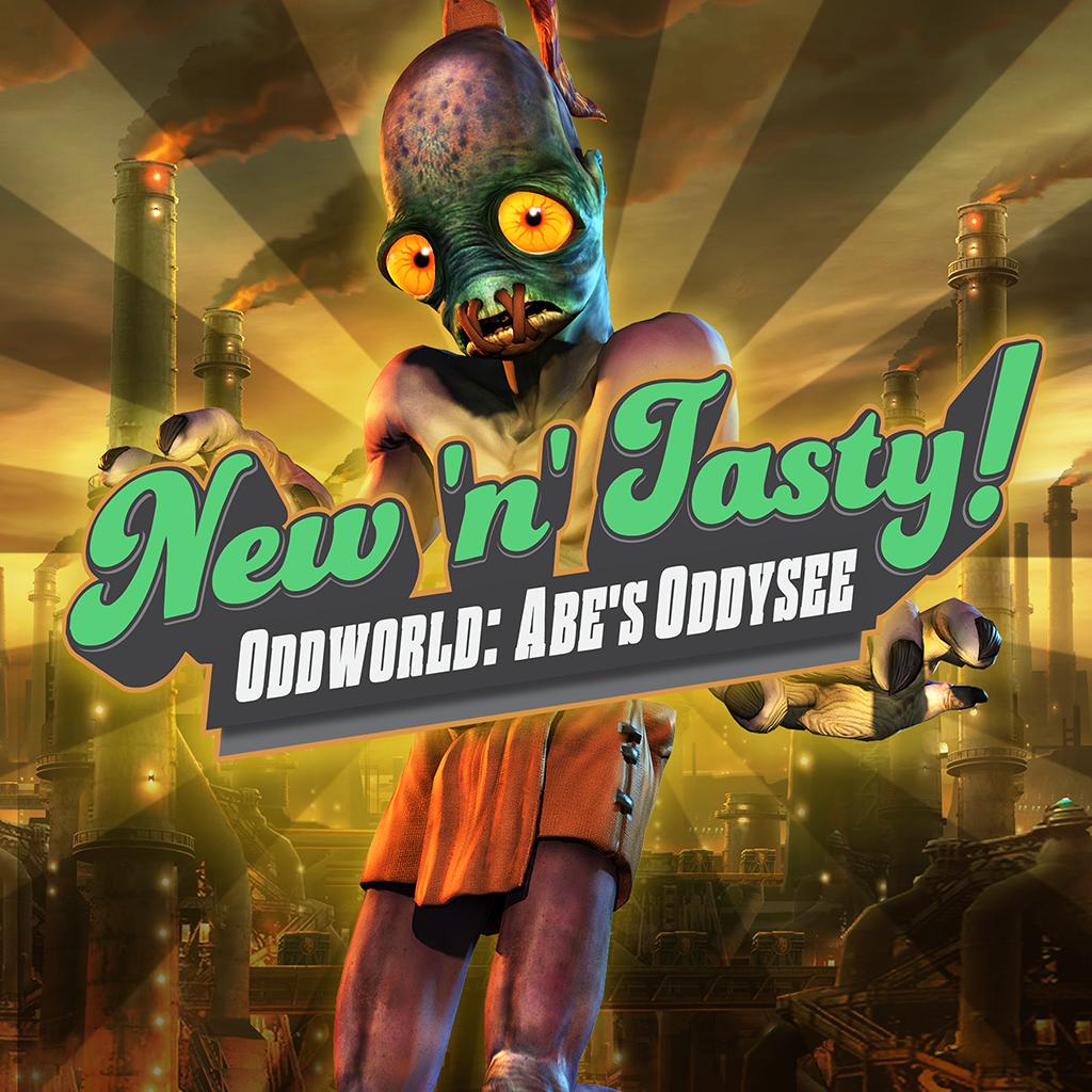 Oddworld: New 'N' Tasty (Cross-Buy)