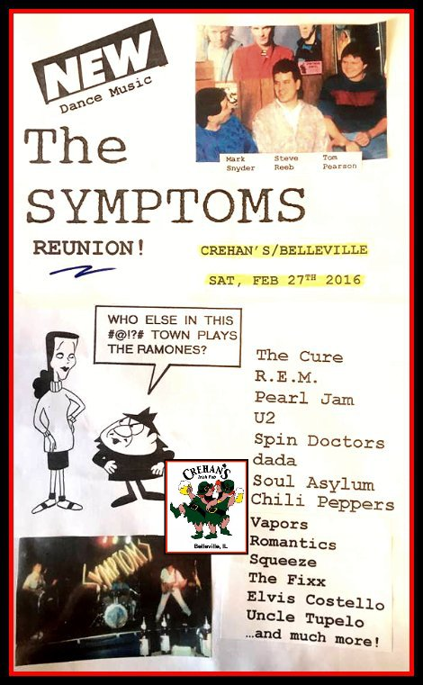 The Symptoms Reunion 2-27-16