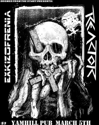 3/5/16 Reactor/Exkicofrenia