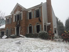 House Fire 12200 Block of Turley Drive
