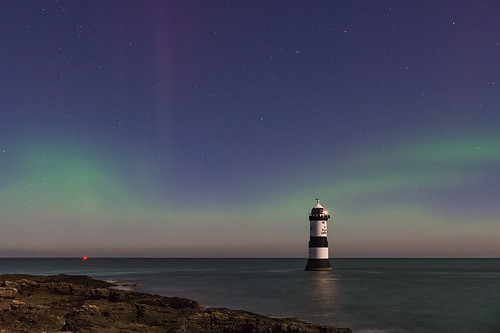 'Green Swirls' - Penmon Point, Anglesey