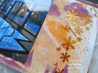 Zwei Alben zu einem Winterausflug