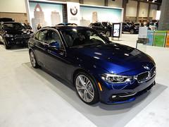 BMW 3-Series (F30) 340i (2015)