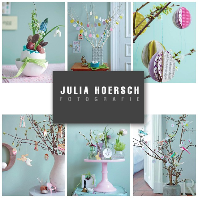 Pretty Pastel Easter from Julia Hoersch