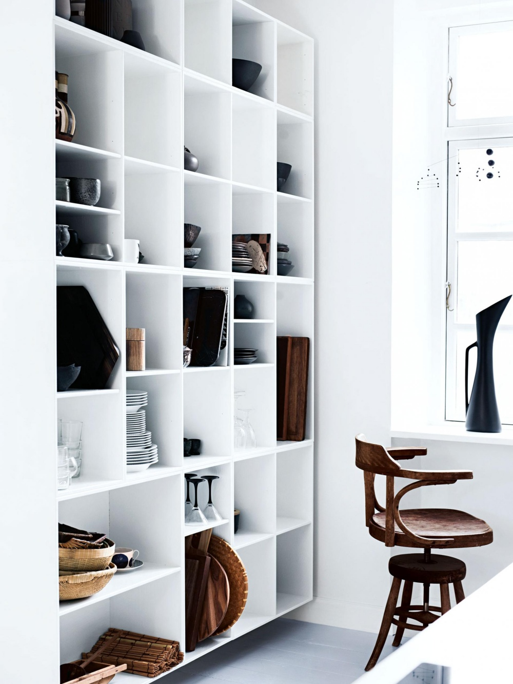 Scandinavian Minimalist Kitchen Design