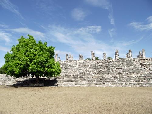 Mexico - Chichén Itzá; The Observatory