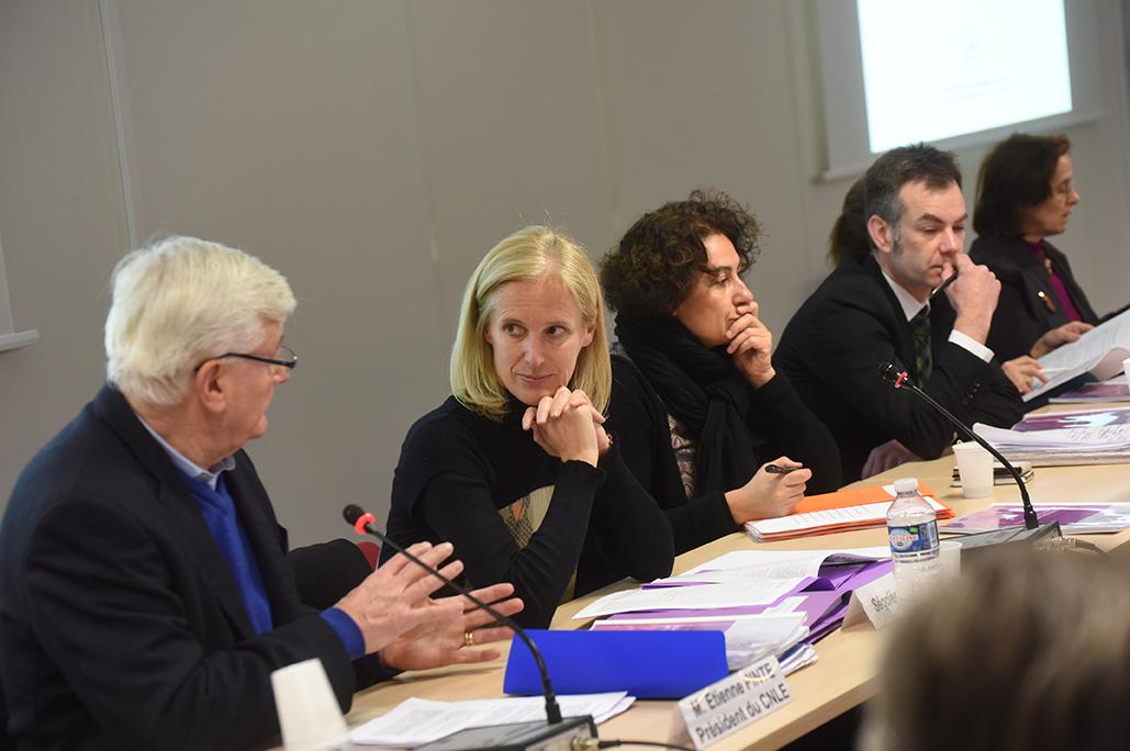 Discours de Ségolène Neuville au Conseil national des politiques de lutte contre la pauvreté et l'exclusion sociale (CNLE) - Jeudi 18 février à Paris.