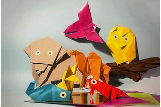 Rutigliano. Corso origami Odusia front