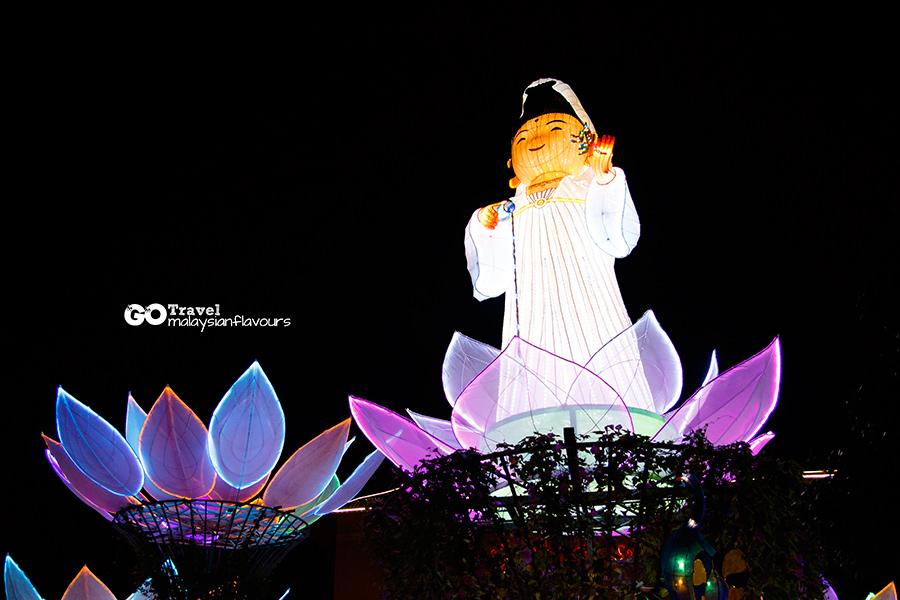 Fo Guang Shan Dong Zen Temple CNY monkey year