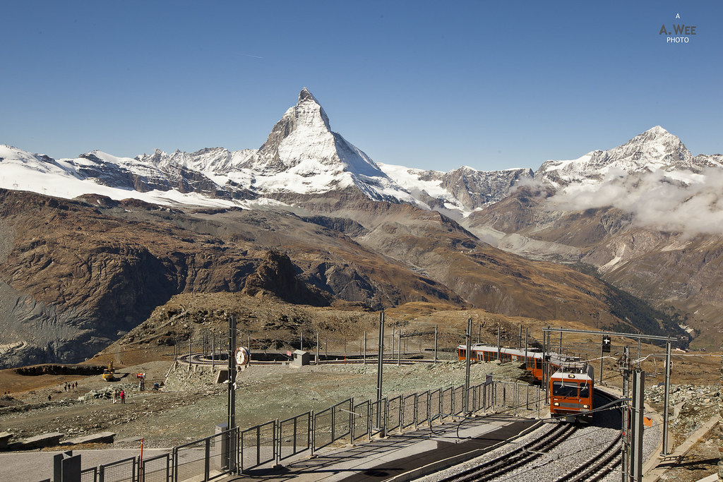 Matterhorn Gornergrat Bahn