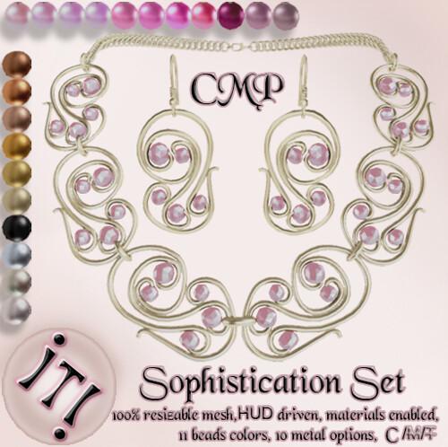 !IT! - Sophistication Set CMP Image