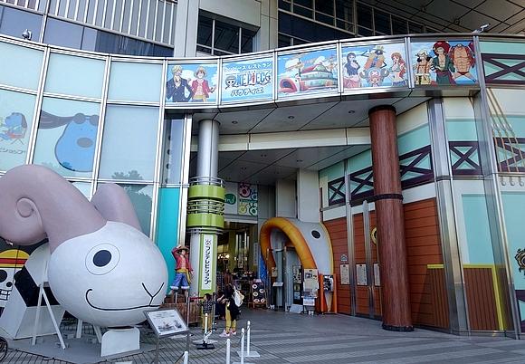 東京熱門景點台場小丸子咖啡店22