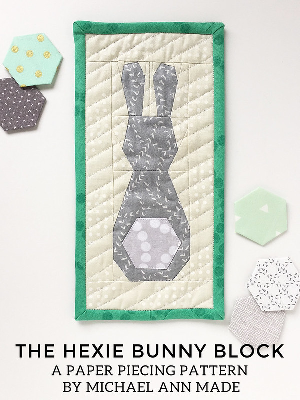 Hexie Bunny Block