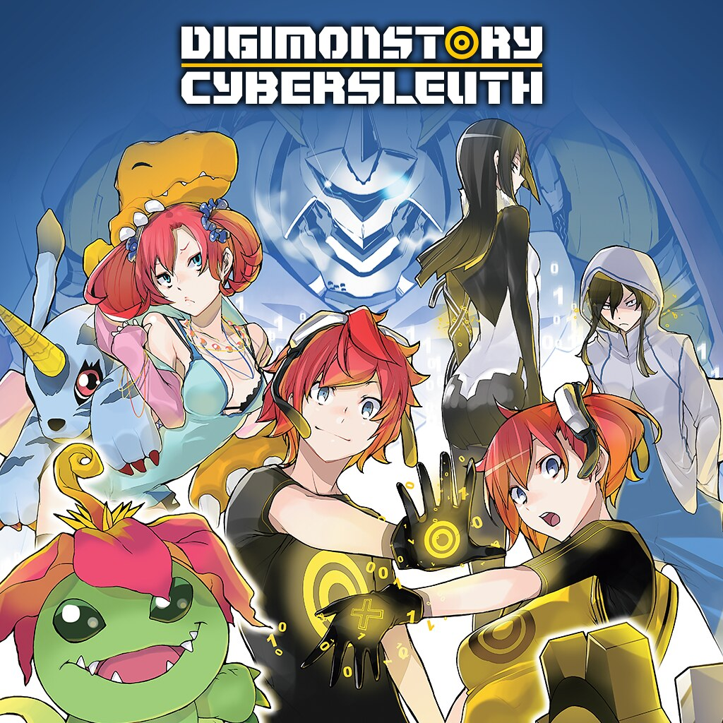 Digimon World Cyber Sleuth