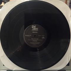 RIHANNA:MUSIC OF THE SUN(RECORD SIDE-B)