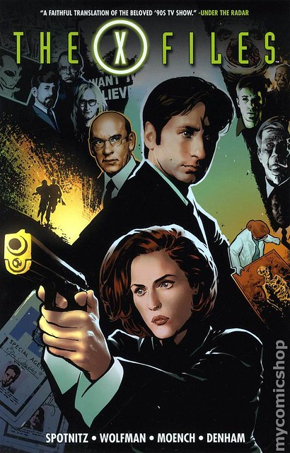 The X-Files - Comics - Cover 5
