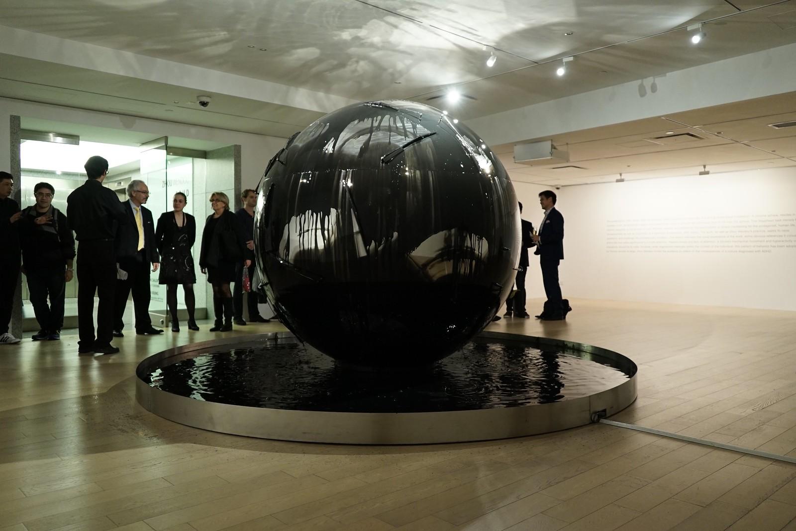 Zhou Wendou: ADHD at de Sarthe Gallery Hong Kong