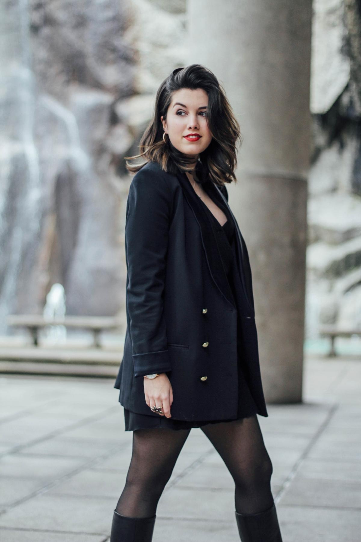 carven x la redoute dress myblueberrynightsblog