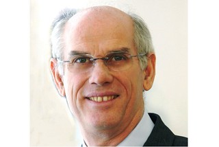 Noicattaro. Il prof. Erminio Deleonardis front