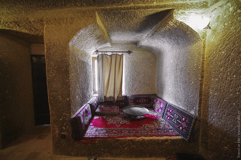 Tea Place, Grand Cave Suites, Cappadocia