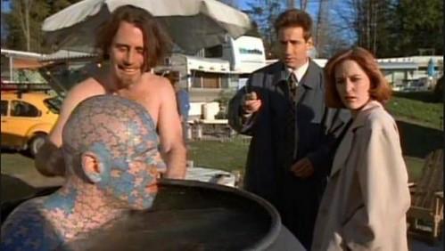 The X-Files - S02 - Humbug - 2