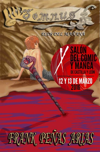 X Salón del Cómic y Manga de Castilla y  León  SOMNUS