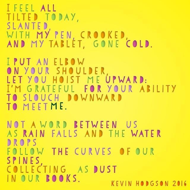 Day nine poem