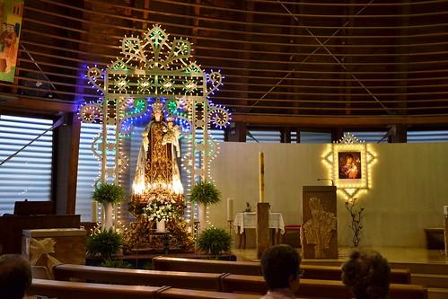 Chiesa S.M. del Soccorso, Settembre 2015 - Noicàttaro - Incontro delle Sacre Immagini in occasione del Giubileo Parrocchiale