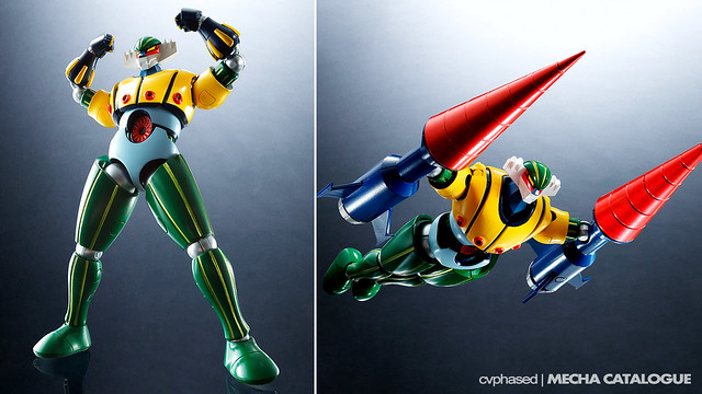 Super Robot Chogokin Kotetsu Jeeg