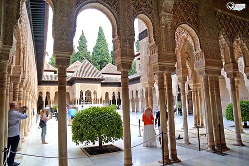 05 Granada Alhambra Palace04
