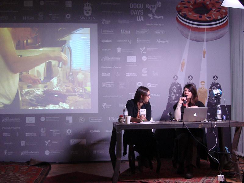 docudays film fest workshop