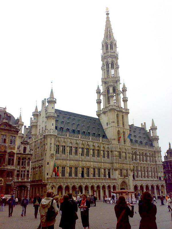 Hôtel de Ville – Grand Place