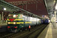 Moscú - Brest