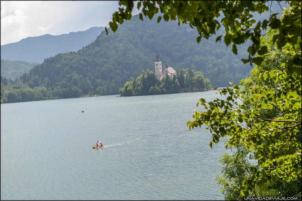 como ir a Bled