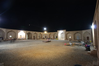 The Maranjabi Caravanserai