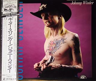 Johnny Winter - Guitar Slinger
