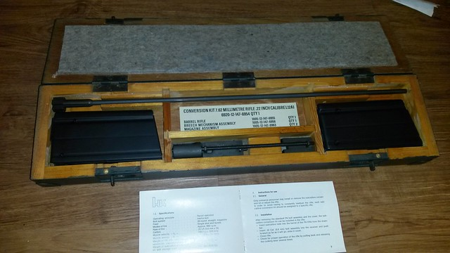 WTS: Rare Belgian FN Fal 50 00 Type II $6000 OBO with Rare Extras