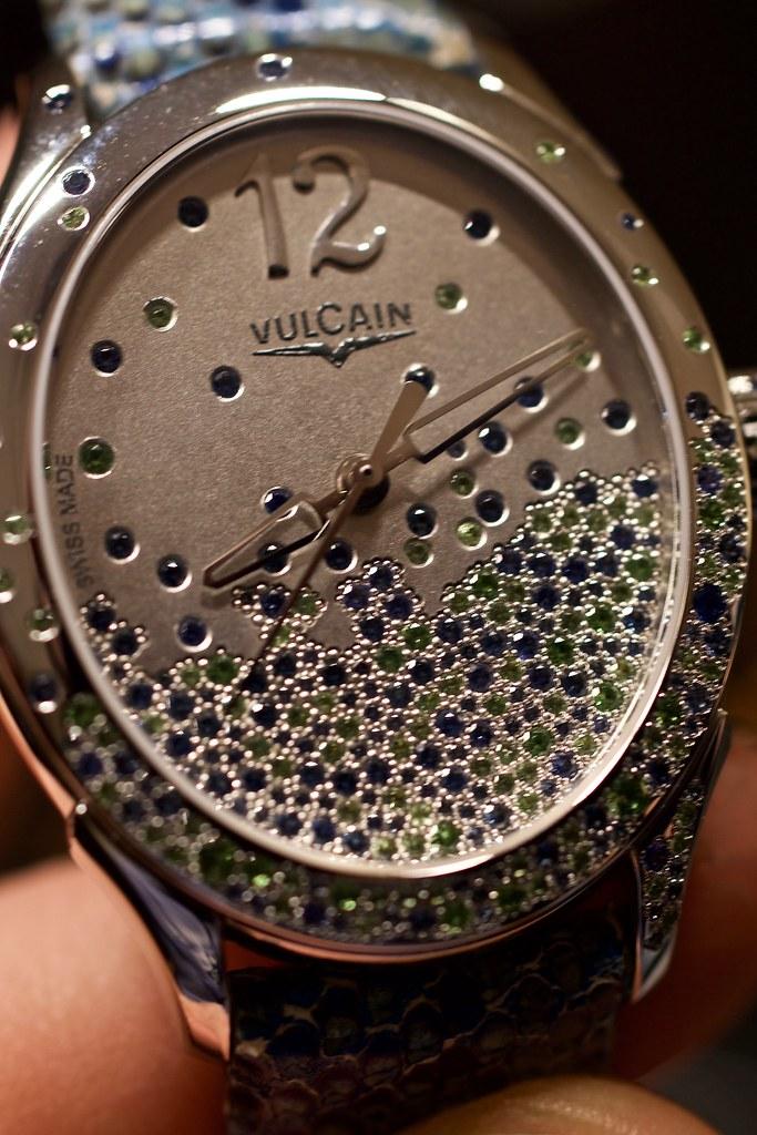 vulcain - Baselworld 2016 : Vulcain 25955470795_a570759ecf_b