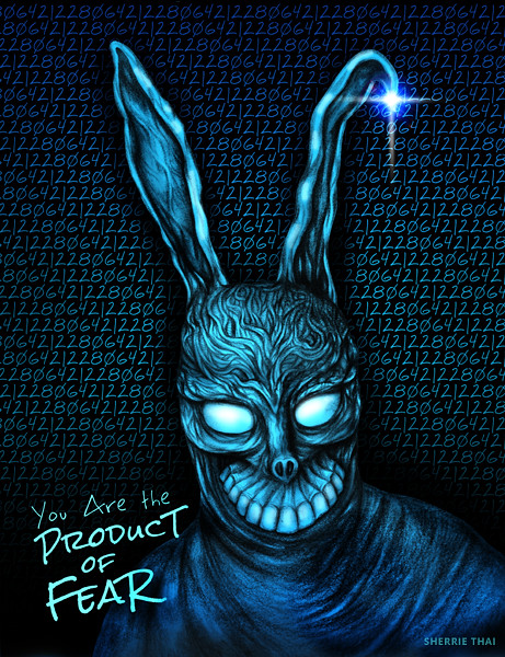 Donnie Darko Frank the Bunny Rabbit