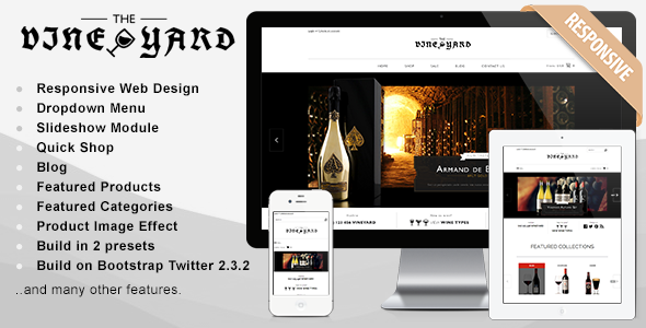 WineYard v1.3 – Responsive Shopify Theme