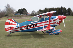 G-BSRH Popham Pitts S-1C Special