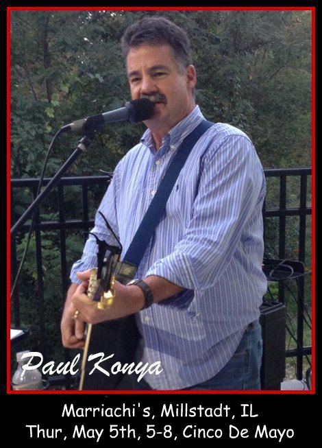 Paul Konya 5-5-16