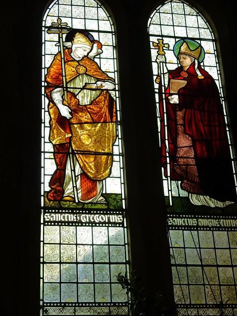 Pre-Raphaelite Saints