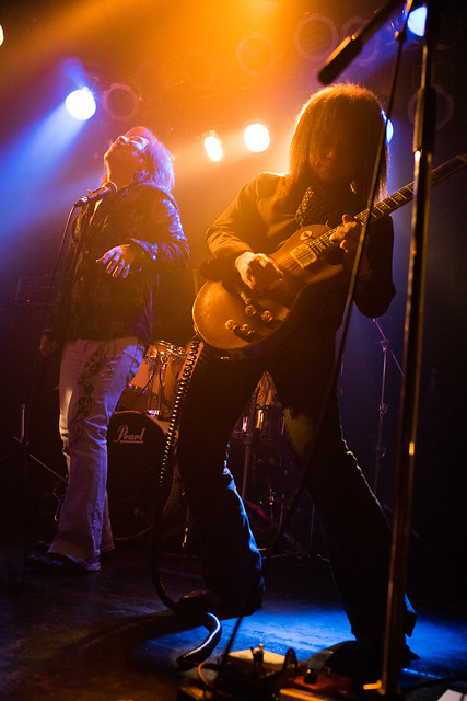 Molten Gold live at Club Mission's, Tokyo, 30 Apr 2016 DSC00325-2