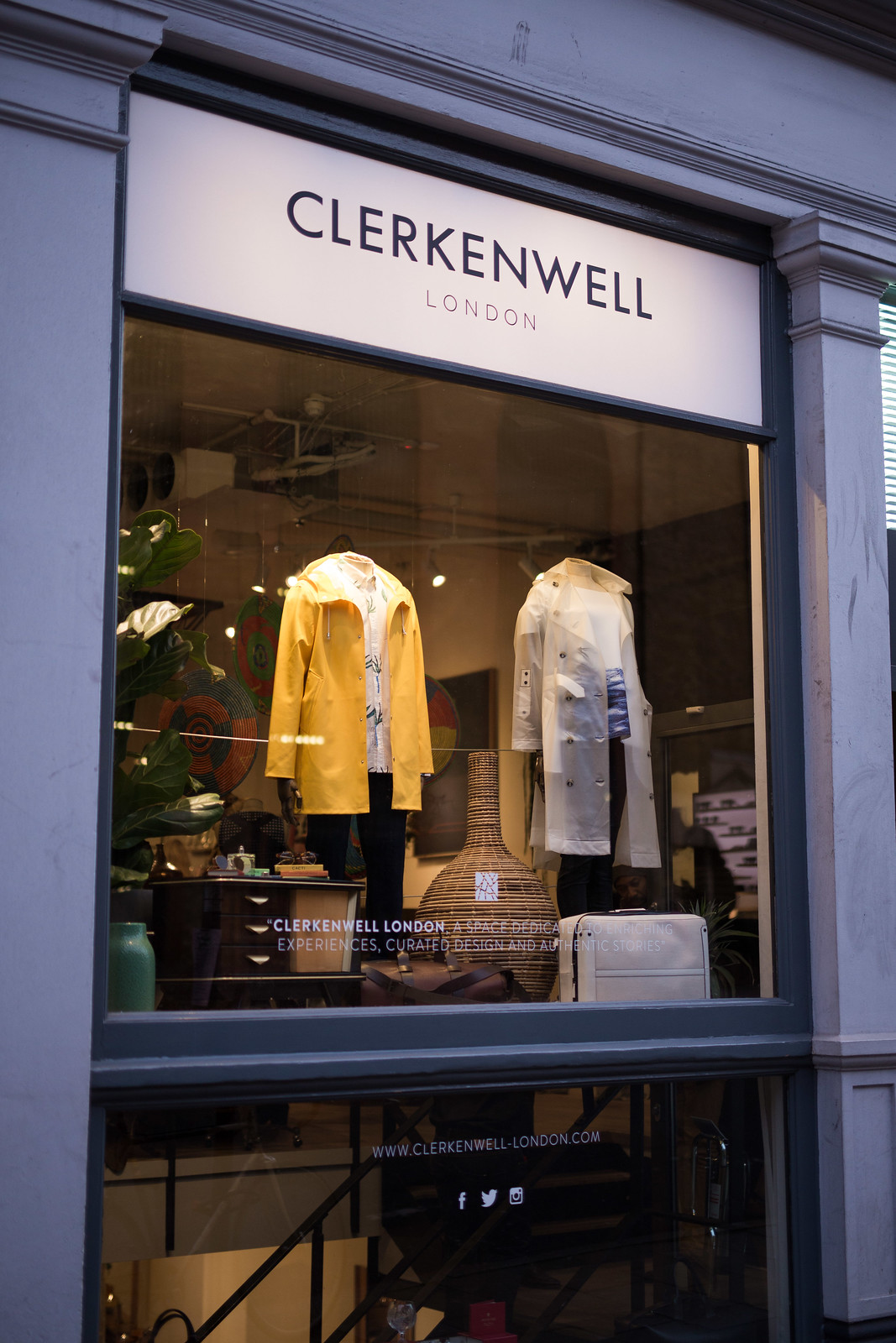 Tabl at Clerkenwell London