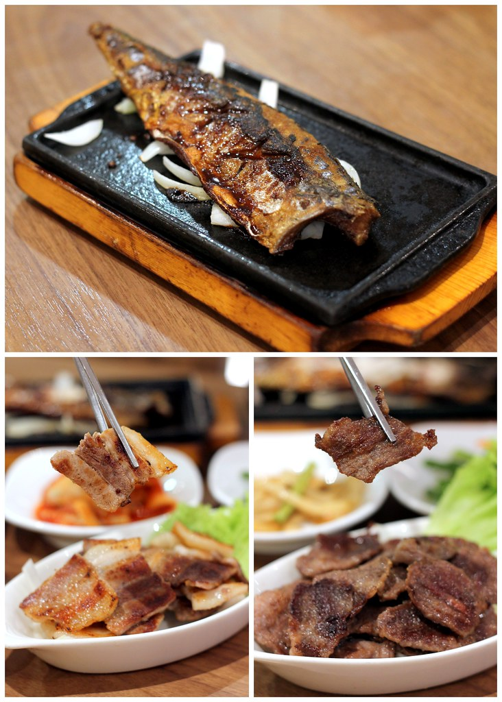 Korean BBQ Singapore: Jang Won Korean Restaurant