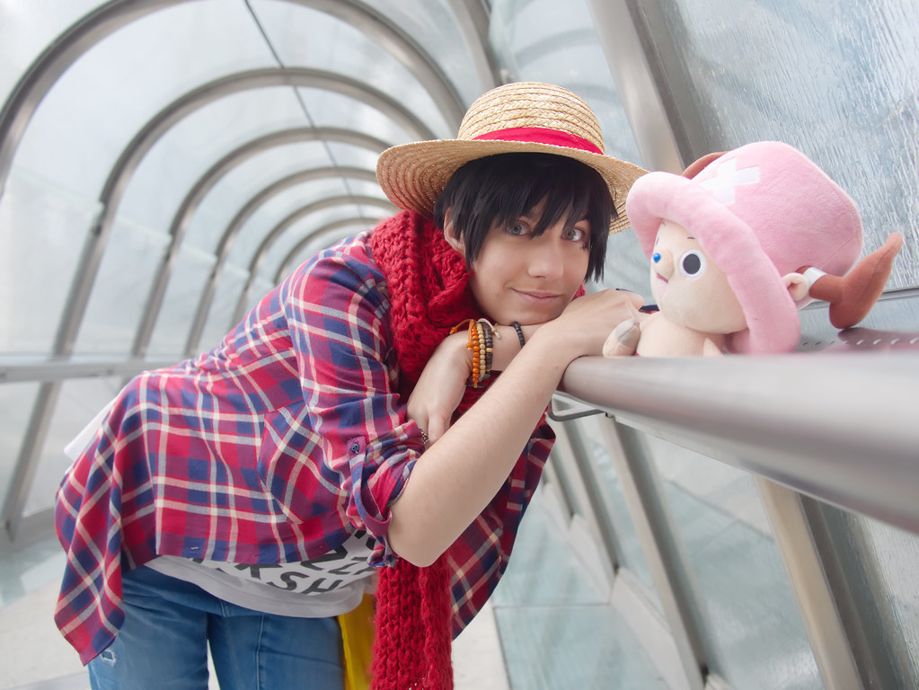 related image - Shooting Luffy - One Piece - La Défense - Paris - 2016-03-29- P1310127