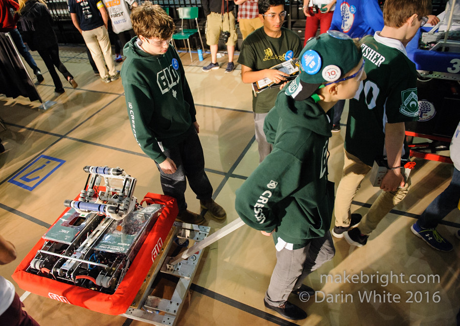 FIRST Robotics Regionals - UW - April 2016 399